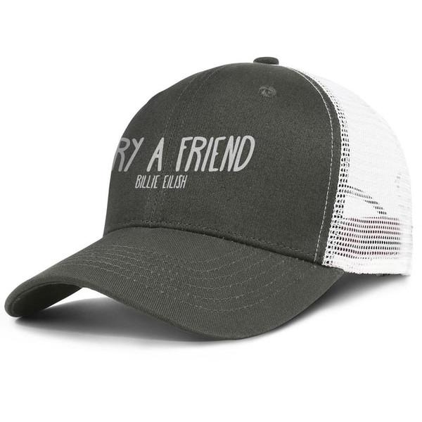 Billie Eilish Bury A Friends Army_green Мужские и женские шапки дальнобойщик мяч крутые обычай обычные шляпы