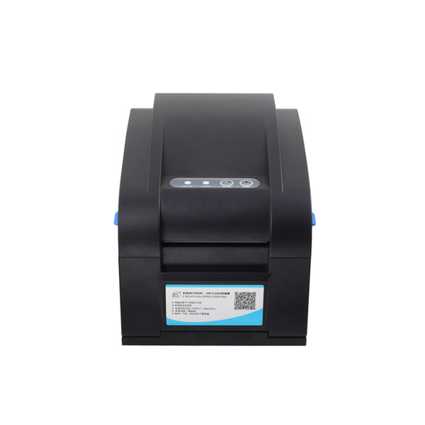 imprimante d'étiquettes de haute qualité avec prix inférieur USB / RS232 / LAN Imprimante thermique