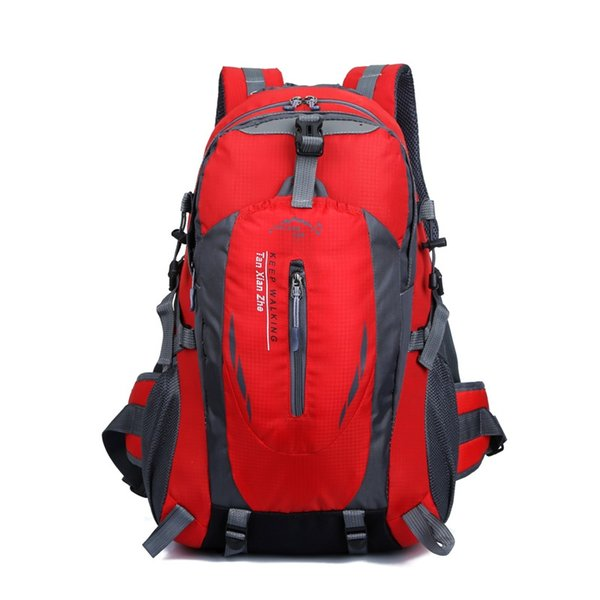 New Waterproof Tactical Backpack Hiking Bag Cycling Climbing Rucksack Laptop Backpack Travel Outdoor Bag Men Women Sports #108578