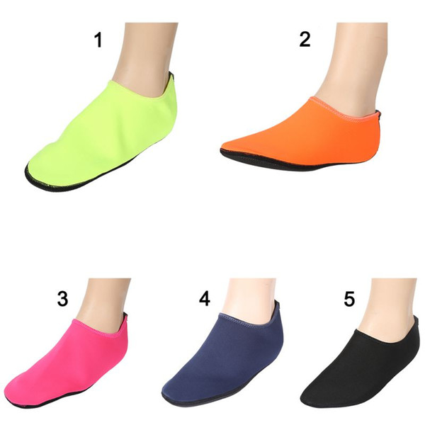 Unisex Barefoot Skin Shoes Yoga Water Sport Socks Surf Trainers Sandals Footwear