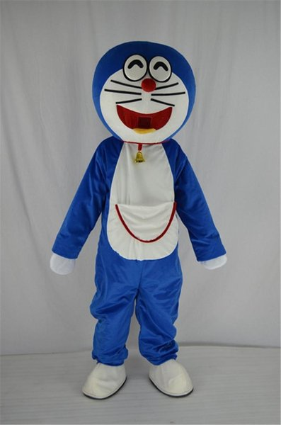 Cat Mascot Costume Kitty Halloween Party Fancy Dress Outfit Suit Adult Size