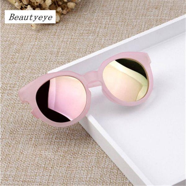 Beautyeye Brand 2018 New Kids Sunglasses Grils Lovely Baby Sunglasses Children Glasses Sun Glasses For Boys Gafas De Sol Uv400 C19022501