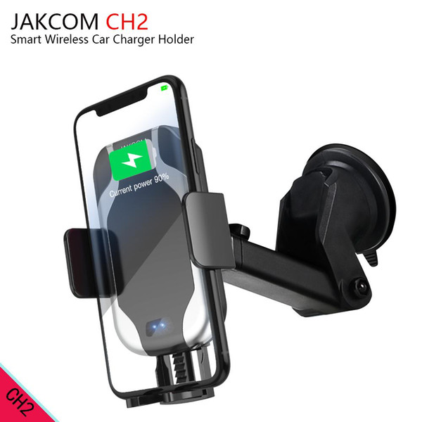 JAKCOM CH2 Smart Wireless Car Charger Mount Holder Hot Sale in Cell Phone Chargers as handphone intel i7 8700 smartphone 4g