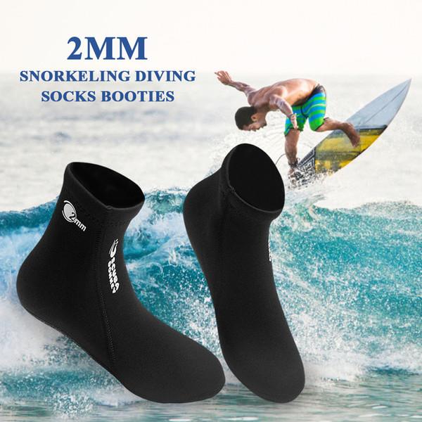 TR.OD Water Sports Swimming Dive Socks Neoprene Diving Swimming Fin Boot Socks