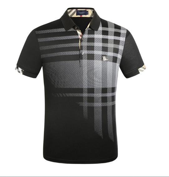 G2Y mode hommes occasionnels manches courtes nouveau revers t-shirt hommes portent polo shirt marque sweatshirts