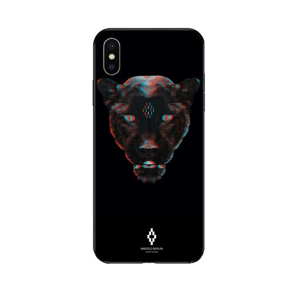 Brand 2019 New Arrival Phone Case for Iphone 6/6s,6p/6sp,7/8 7p/8p X/XS,XR,XSMax Designer MARCEL@ BURL@N Animal Print Back Cover Hot Sale