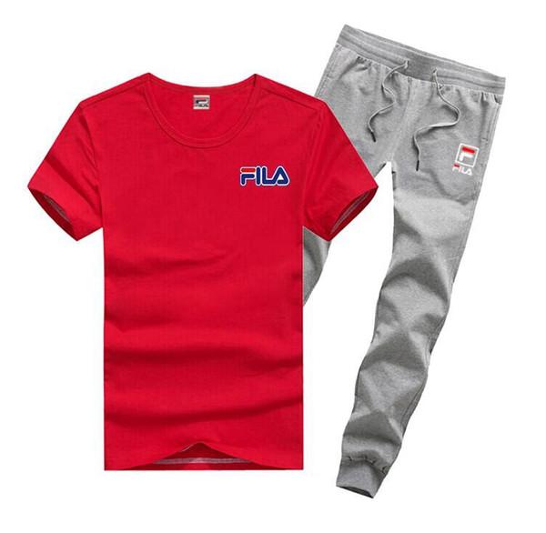 Erkekler ve kadınlar Spor Ve Tişörtü Sonbahar Kış Jogging Yapan Spor Suit Erkek Ter Takım Elbise Eşofman Boyutu S-3XL 426-14