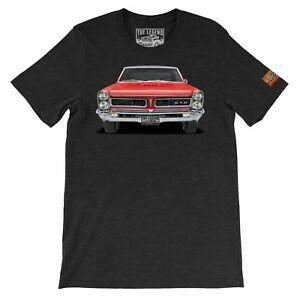 1965 GTO The Legend Classic Car Men's T-shirts American Muscle car Made in USA