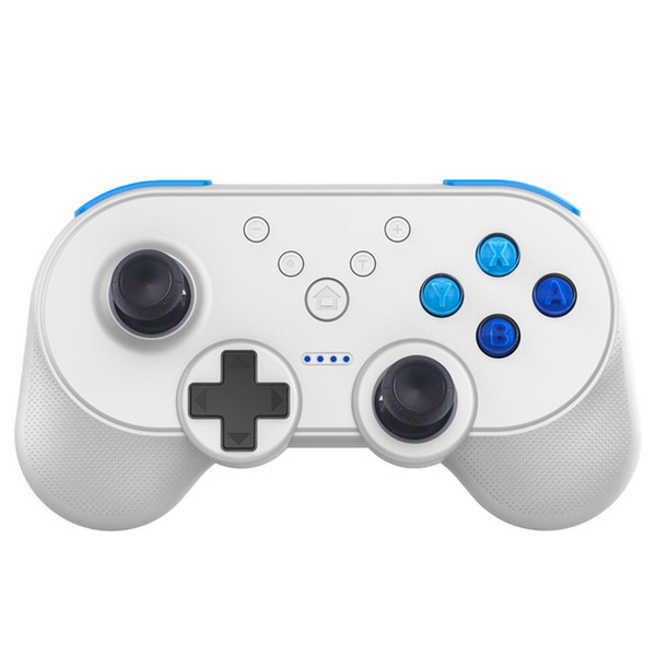 JYS NS Wirless Gmaepad Special Design Switch Bluetooth Game Controller Joystick NFC Dual Vibration Motor for PC Android Phones