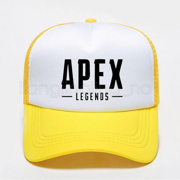 Satın Al 18 Stilleri Apex Legends Beyzbol Kapaklar Mektup Baskılı