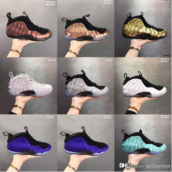 Boutique Casual AirFoamposite Pro Basketball Cheap Mens 2019 chaussures nouvelle arrivée en ligne baskets magasin de chaussures avec livraison rapide gratuite en ligne