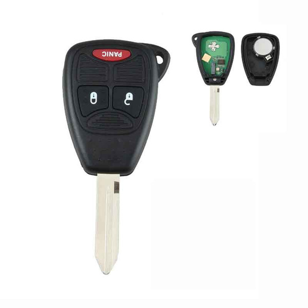 315mhz New Key Fob Keyless Entry Remote Control Ignition Replacement for OHT692427AA