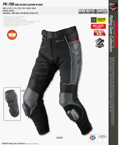 Großhandel Komine Pk709 Sommer Mesh Autorennen Hosen Motorrad Herrenhosen Geländehosen Outdoor Jeans Radfahren Motorradbekleidung Von Mtaiyang,