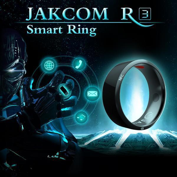 balonlar lazer pikap xaomi gibi Akıllı Cihazlar içinde JAKCOM R3 Akıllı Yüzük Sıcak Satış