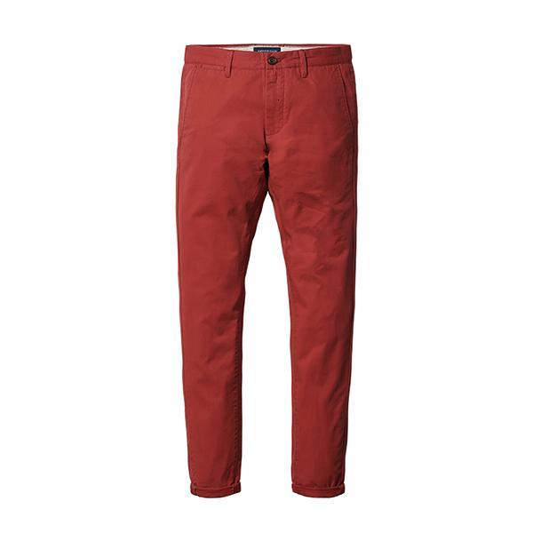 Rojo anaranjado 4to