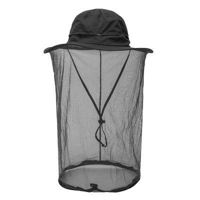Summer Outdoor Anti-Mosquito Hat for Men Women Fashion Sunscreen Quick-Drying Caps Fashion Outdoor Mountaineer Wide Brim Hats