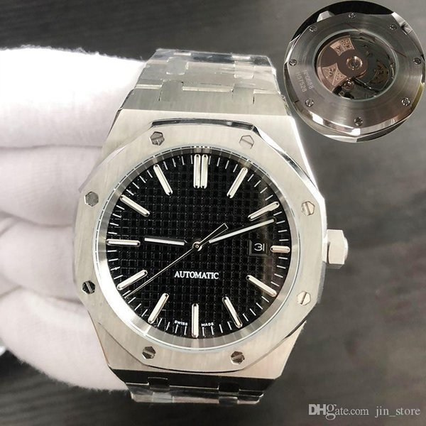 best selling 2109 Luxury Watch Mens Automatic Mechanical Watch 42MM Full Stainless Steel Top Quality Sapphire Watches