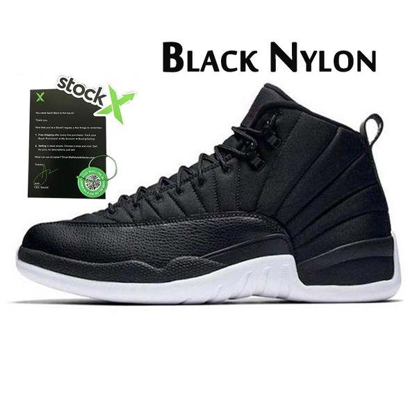 A2 36-47 Black Nylon