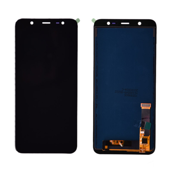 Brightness Adjustment For Samsung Galaxy J8 2018 J810 SM-J810 LCD Display Touch Screen Digitizer Assembly TFT free shipping