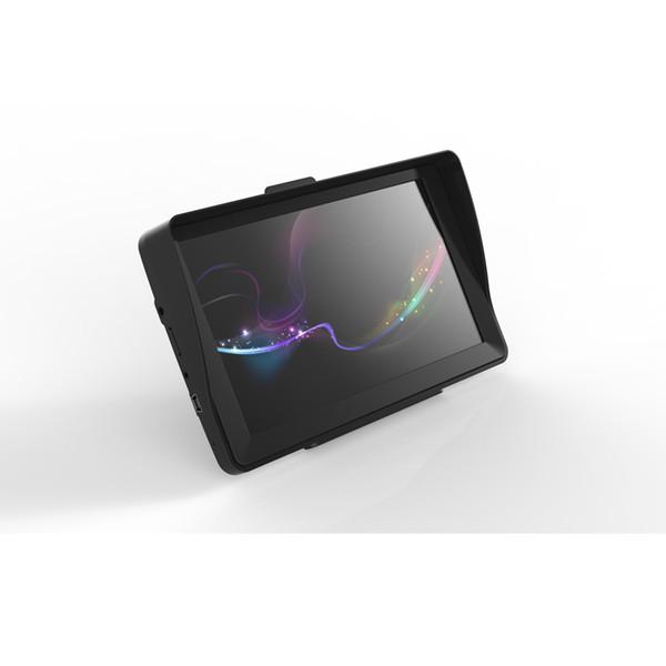 New 7 inch Car GPS Navigation Vehicle Navigator 256MB 8GB With Bluetooth AVIN FM Sun Shade Visor Multilanguage CE Besat Quality