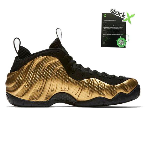 13 Metallic Gold