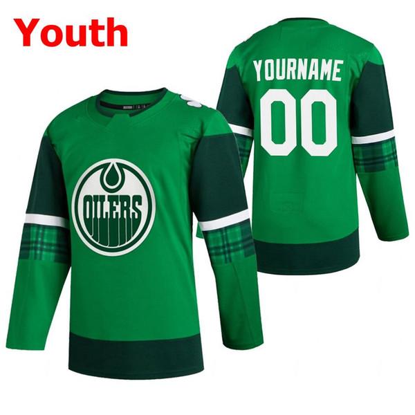 Dia s; verde Juventude 2020 St. Patrick # 039