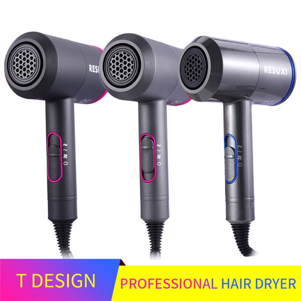 Hair Dryer Professional Hair Care Tools with Strong Wind Quick Dry Hair Dryer Salon for Travel Home Blow Dryer Heat Super Speed Blower