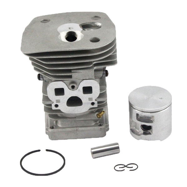 47mm Bore Cylinder Piston Kit Fit Husqvarna 455 RANCHER 455E 460 Chainsaw # 537 32 04 02 By Farmertec