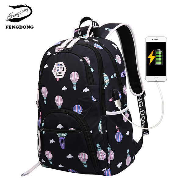 2018 New Kids Cute Emoji Women Backpack Schoolbag Girls Student Best Travel Laptop School Bag Backpack Female Mochila Bagpack Y18110107