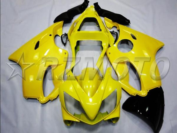 New ABS fairings Kits Fit for HONDA CBR 600 F4i FS 01 02 03 CBR600 2001 2002 2003 Bodywork Set custom yellow