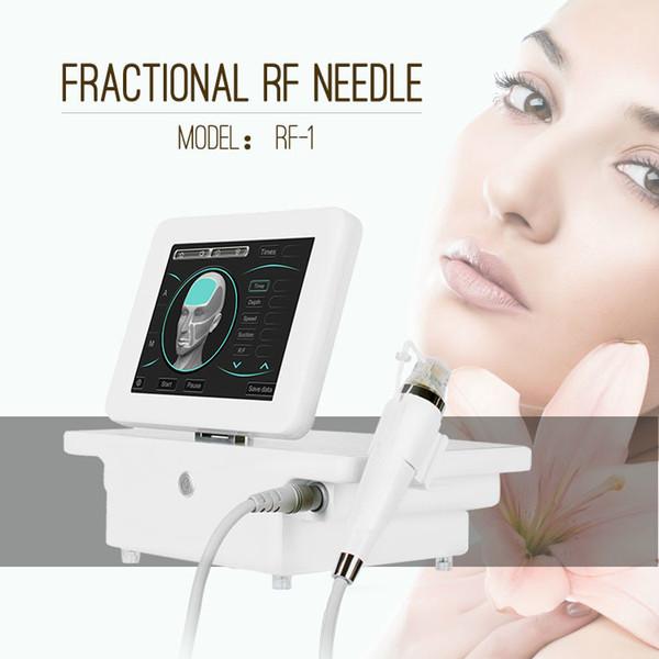 2020 Due anni di garanzia frazionario rf microneedle vampiro macchina microneedling trattamento di rimozione laser acne rf rimozione smagliature viso