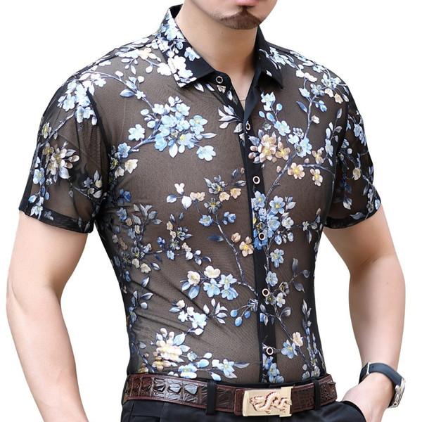 BLEND Shirt Camicia Uomo