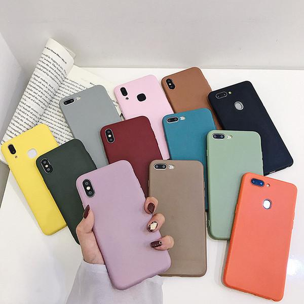 Custodia color case Militare Marrone per Apple iPhone 6