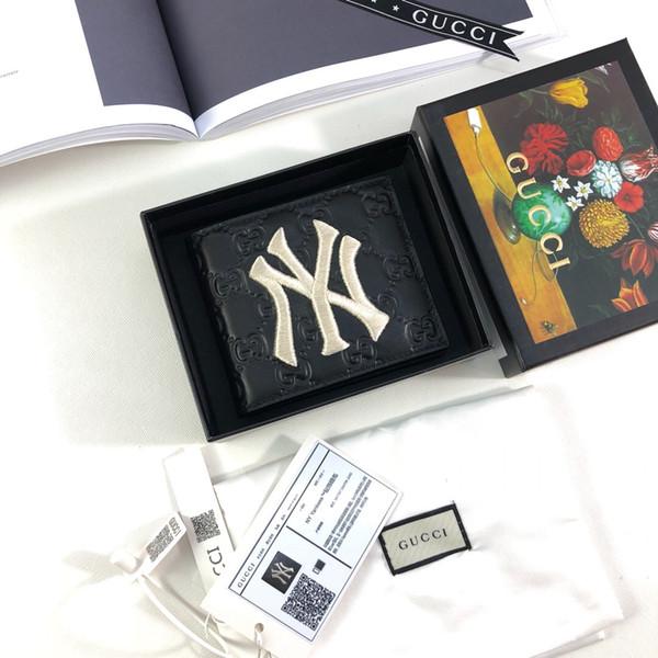 2019 yeni lüks moda kadın cüzdan retro yönlü katlanır marka cüzdan kılıf imitasyon deri tasarımcı cüzdan ücretsiz kargo 547787