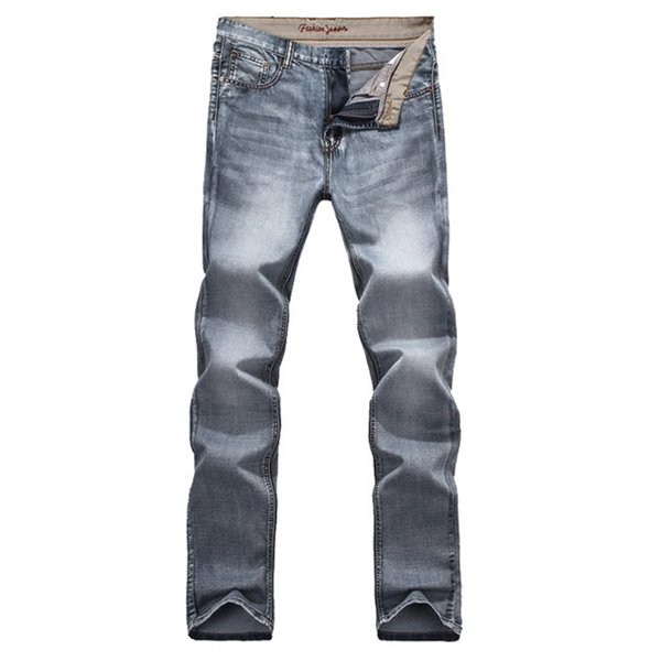 Brand New Fashion Mens Jeans Slim Stretch Pants Denim Trousers Size 32 33 34 35 36 38 40 42 Jeans for Men