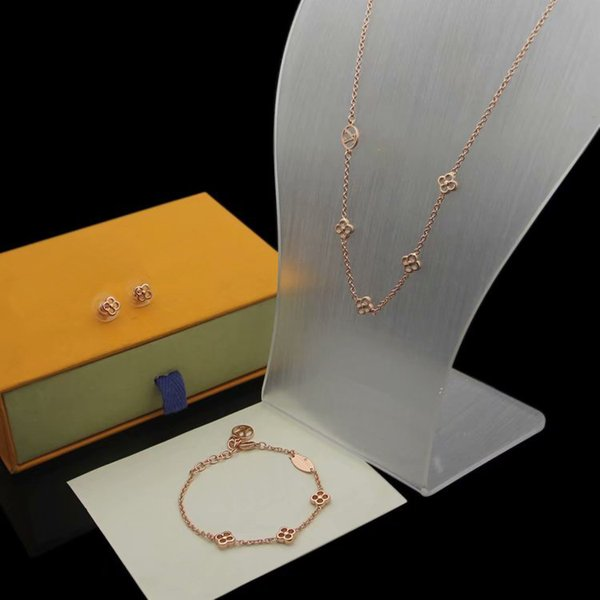 Rose Gold/1Sets(3pieces)
