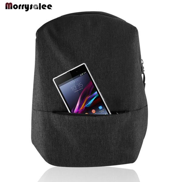 Men's New Korean Trend Shoulder Bag Waterproof Oxford Cloth Outdoor Security Simple Messenger Bag High Quality