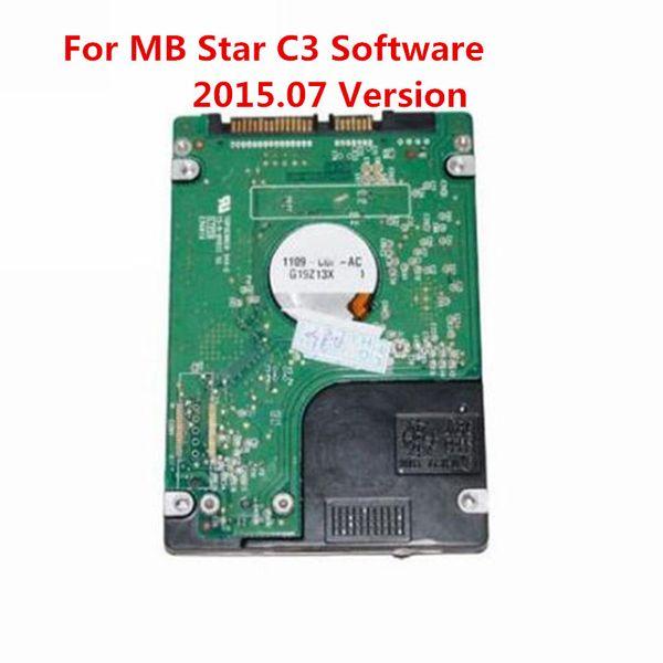 2.015,07 última versão C3 HDD Por MB Estrela C3 Software Xentry / DAS para MB Auto Diagnostic Promoção Ferramenta grátis