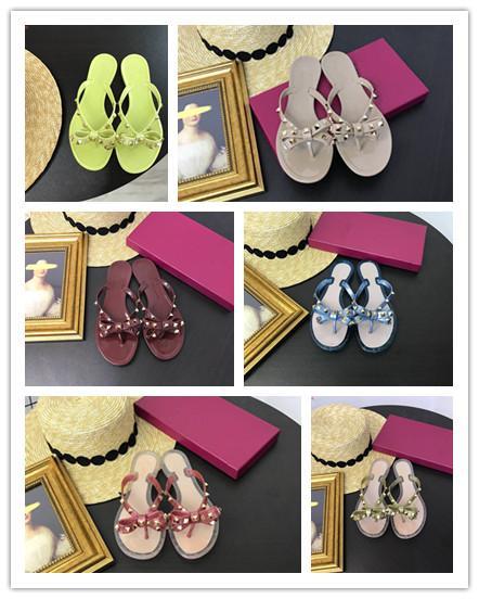 Sandálias das mulheres verão moda socialite rebites de salto alto chinelos de alta qualidade da senhora de metal decoração de casamento vestido de festa sapatos