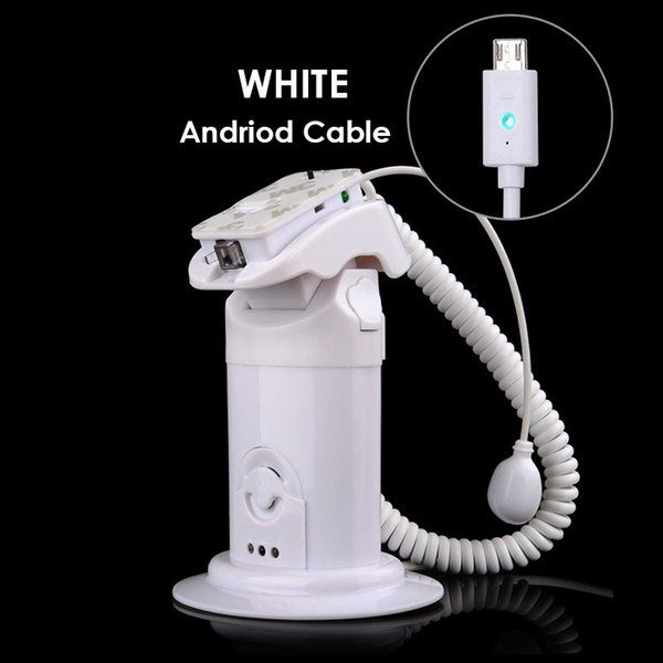 White Android cable