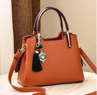 Venta al por mayor Entrega gratuita Nueva moda Otoño e Invierno Versión coreana Baitao Slant Bag Gran capacidad Bolso