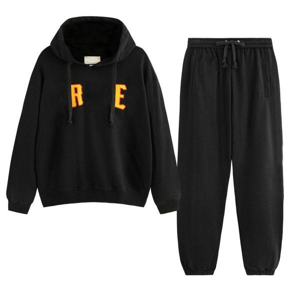 Designer Tracksuits Mens Luxury Hoodies&Pants Suits Brand Logo Fashion Autumn Men Designer Sweatshirts Mens Clothing KK1982902