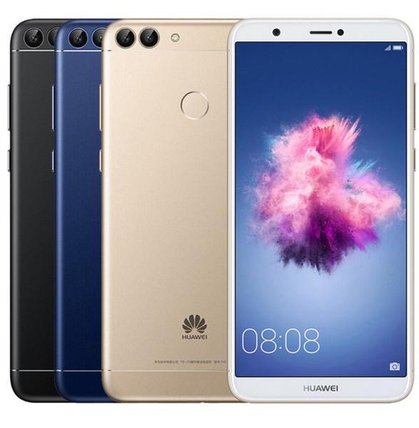 Original Huawei Enjoy 7S 3/4GB RAM 32/64GB ROM Octa core 5.65'' Octa Core 2160*1080P Android 8.0 3000mAh Dual Rear Camera Fingerpr