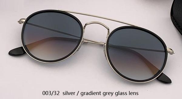 003/32 prata / cinza gradiente