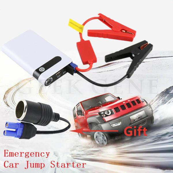 Mini Car Jump Starter 12000mAh Portable Starter Power Bank Starting Device 12V 400A Car Charger For Battery Buster