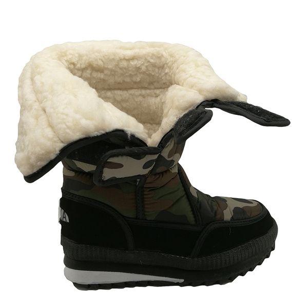 New men snow boots waterproof men's ankle boots Winter outdoor Fur warm Mans Boot fashion work shoes Men Shoes Unisex Size 36-46