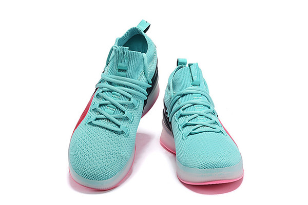 2019 New Ocean Drive Clyde Court Disrupt Basketball Shoes for High quality Black White Grey Blue Mens trainers Training Sneakers Size 40-46