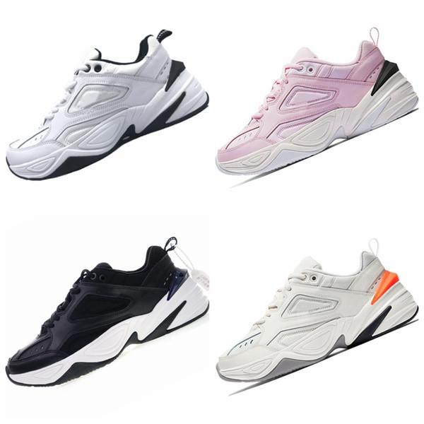 Nuevo 2019 Monarch the M2K Tekno Dad zapatos deportivos para correr de calidad superior para mujer para hombre Zapatillas de deporte al aire libre zapatillas deportivas