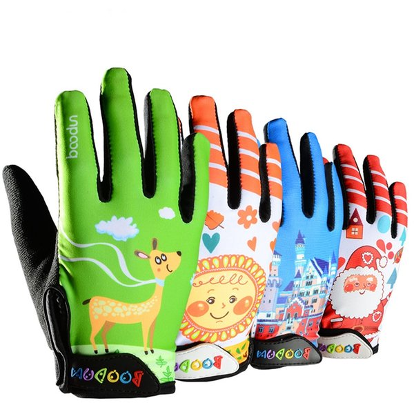 Lycra Sport Gloves Wear-resistant Anti-slip Express Industrial Handling Rubberized Diving Warm Girls and Boys Children Gloves