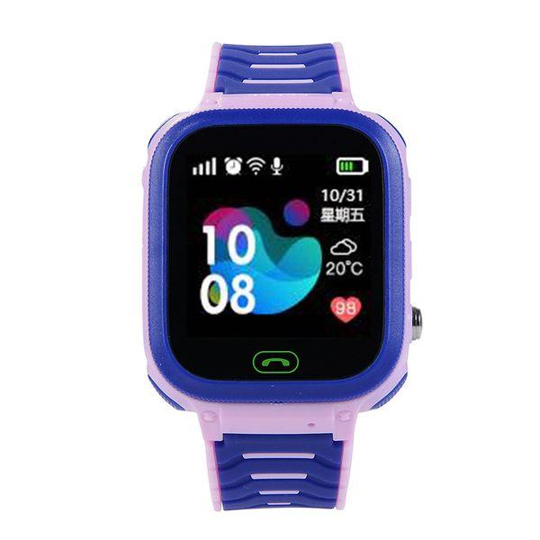 Waterproof Children GPS T18 Swimming Smart Watch SOS Call Location Device Tracker Kids Safe Anti-Lost Monitor Watch